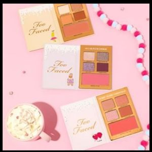 BNIB LE Too Faced Gingerbread Lane Collection!!